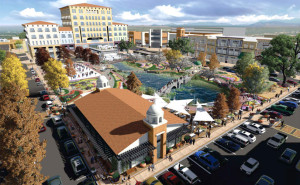 Winrock Mall Artistic Rendering