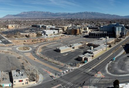 University of New Mexico Hospital and Health Sciences Center Projects